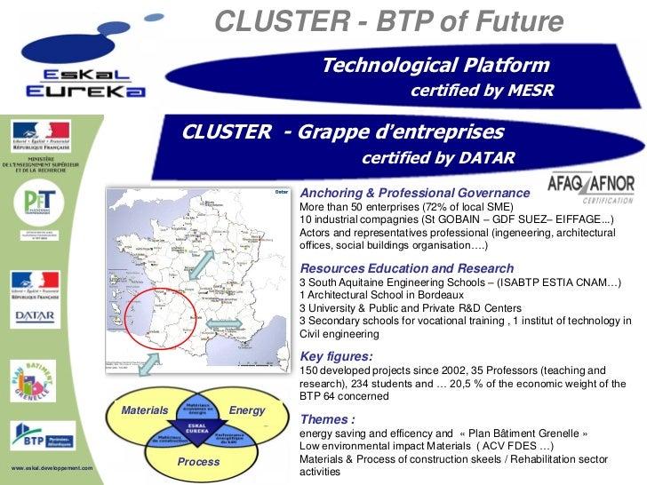 Eskal eureka europa inter_cluster_05.04.2011