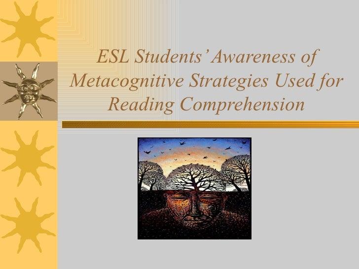 how to develop metacognitive awareness