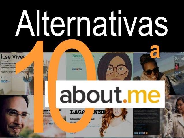 Alternativas a  1