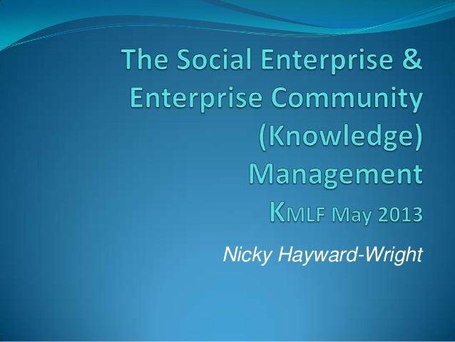 Nicky Hayward-Wright
