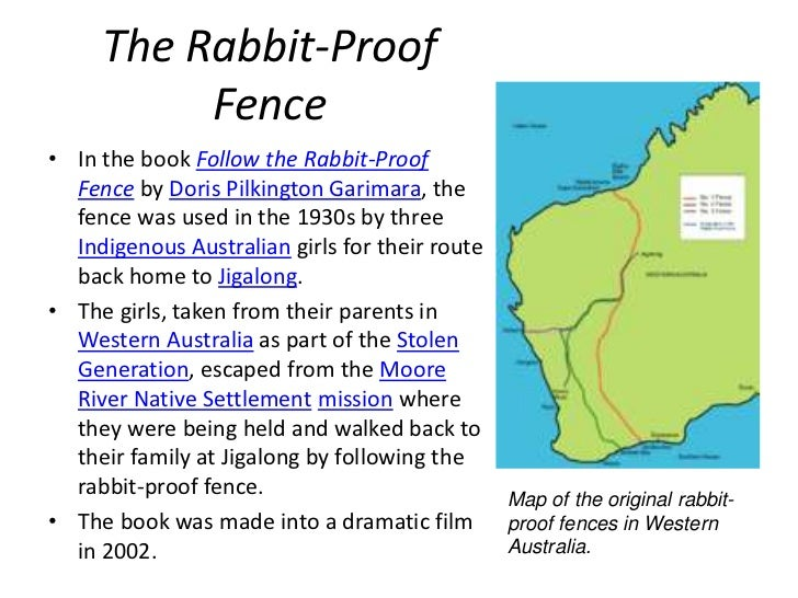 rabbit proof fence myths and untruths essay