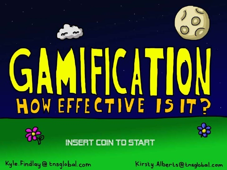 Gamification: The reality of what it is and what it isn't