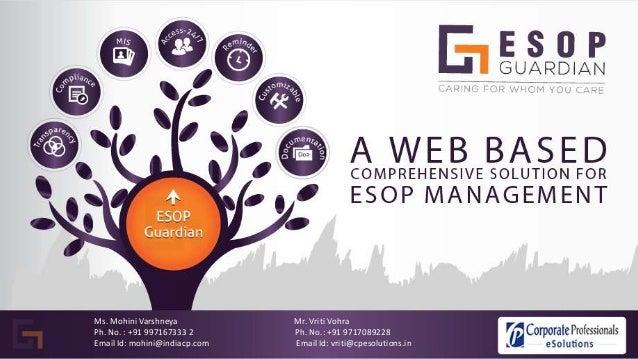 Esop Guardian Presentation