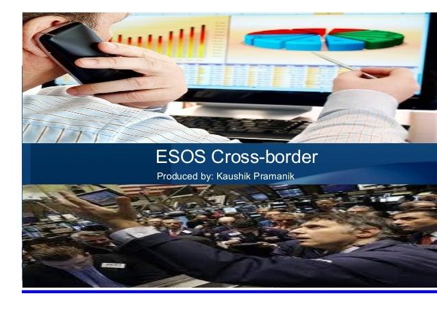 Employee Stock Option -- Cross Border Mechanism