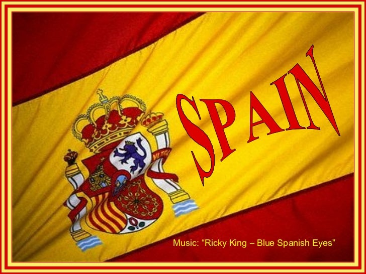 "SPAIN Music: ""Ricky King – Blue Spanish Eyes"""