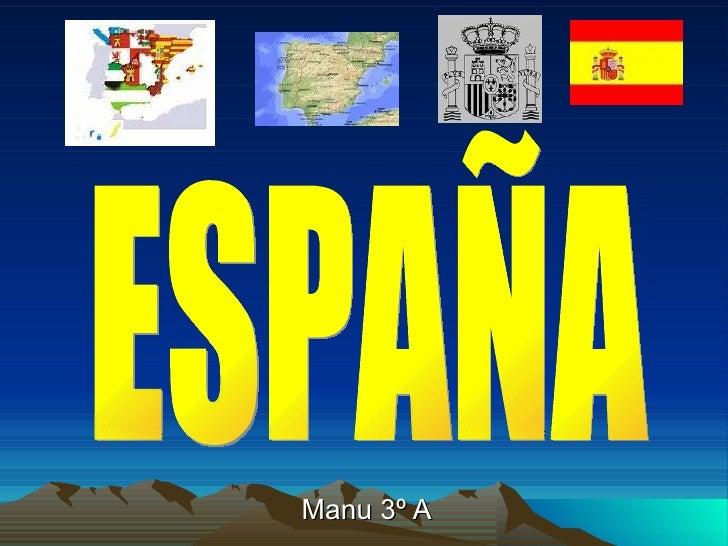España y sus comunidades