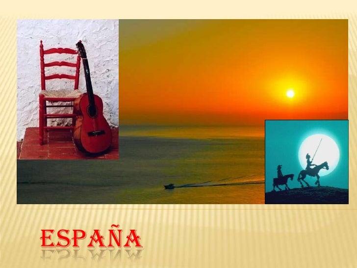 Spānija - saules zeme