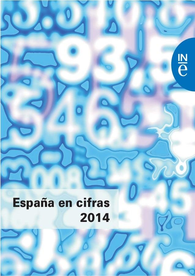 España en cifras 2014
