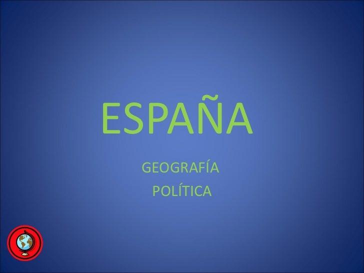 España in ppt