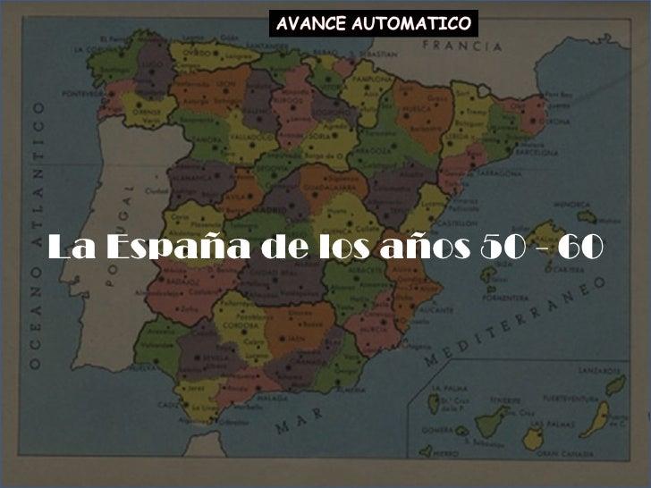 España, publicidad  1950 1960 juanjo