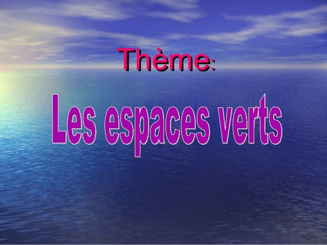 ThèmeThème::