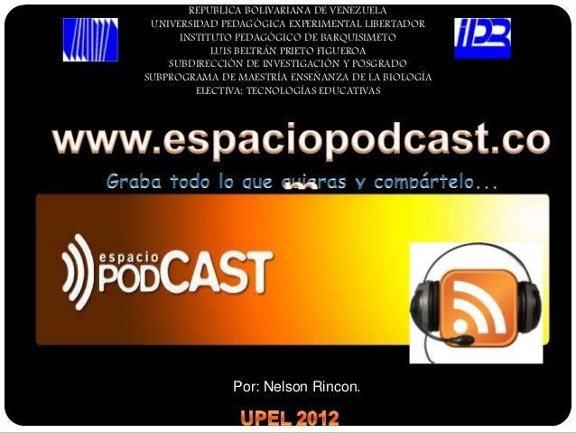 Espaciopodcast