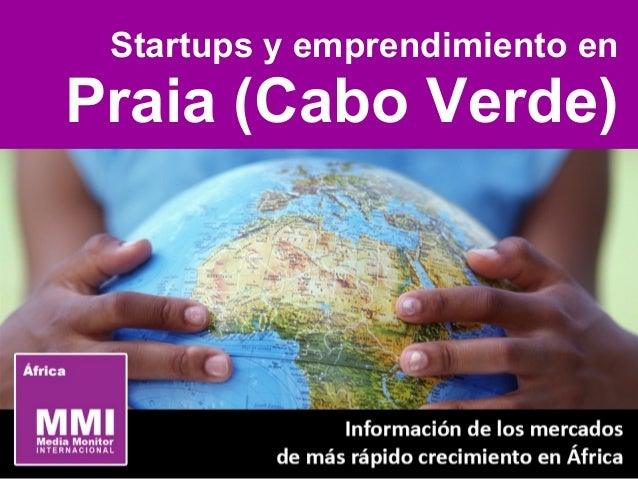 Startups y emprendimiento en Praia (Cabo Verde)