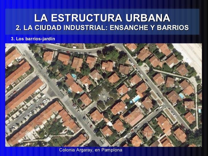 El espacio urbano espa ol for Barrio ciudad jardin madrid