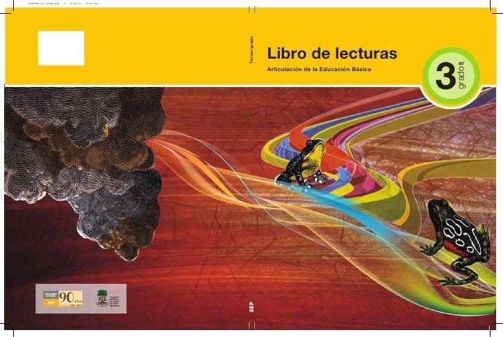 Español  lectura3 2011