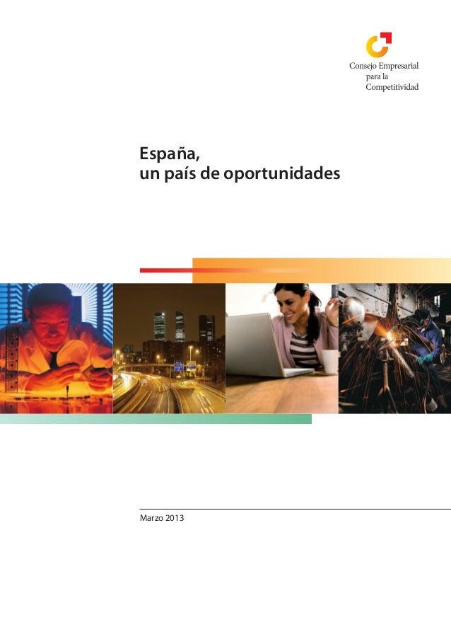 Espana un pais_de_oportunidades