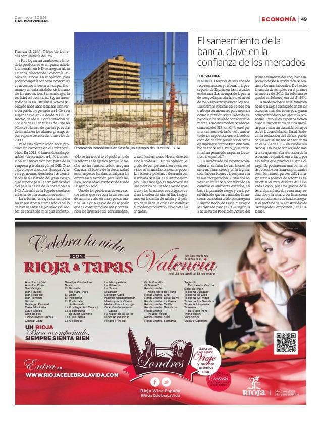 Espana vislumbra la salida de la crisis sin cambios en el modelo productivo. Estudio SRC La Inversión en I+D+i, Las Provincias