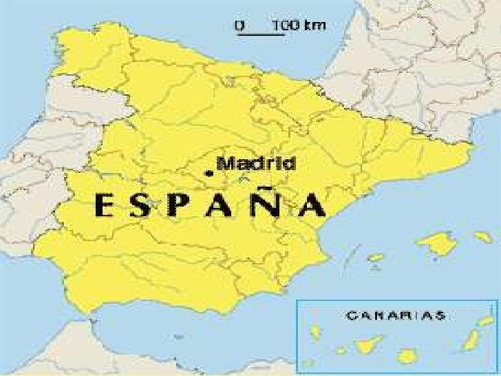 A Espanha ou Reino de Espanha é um paíseuropeu   localizado   na   Península    Ibérica.   Seuterritório limita-se com Por...