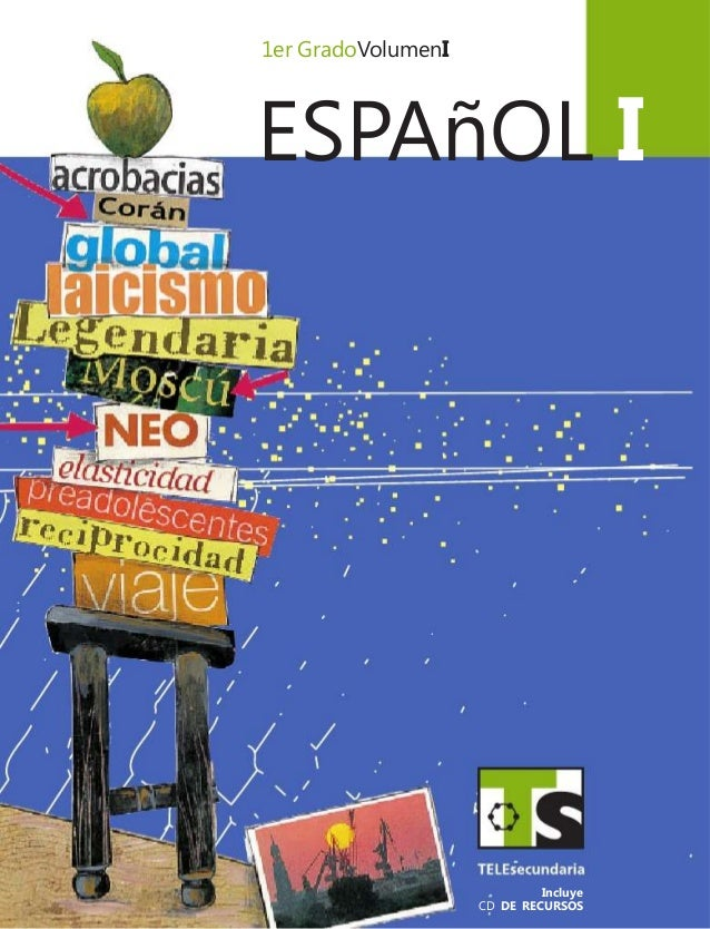 Espanol1 vol1 bloque 1