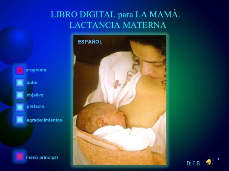 Libro Digital de Lactancia Materna