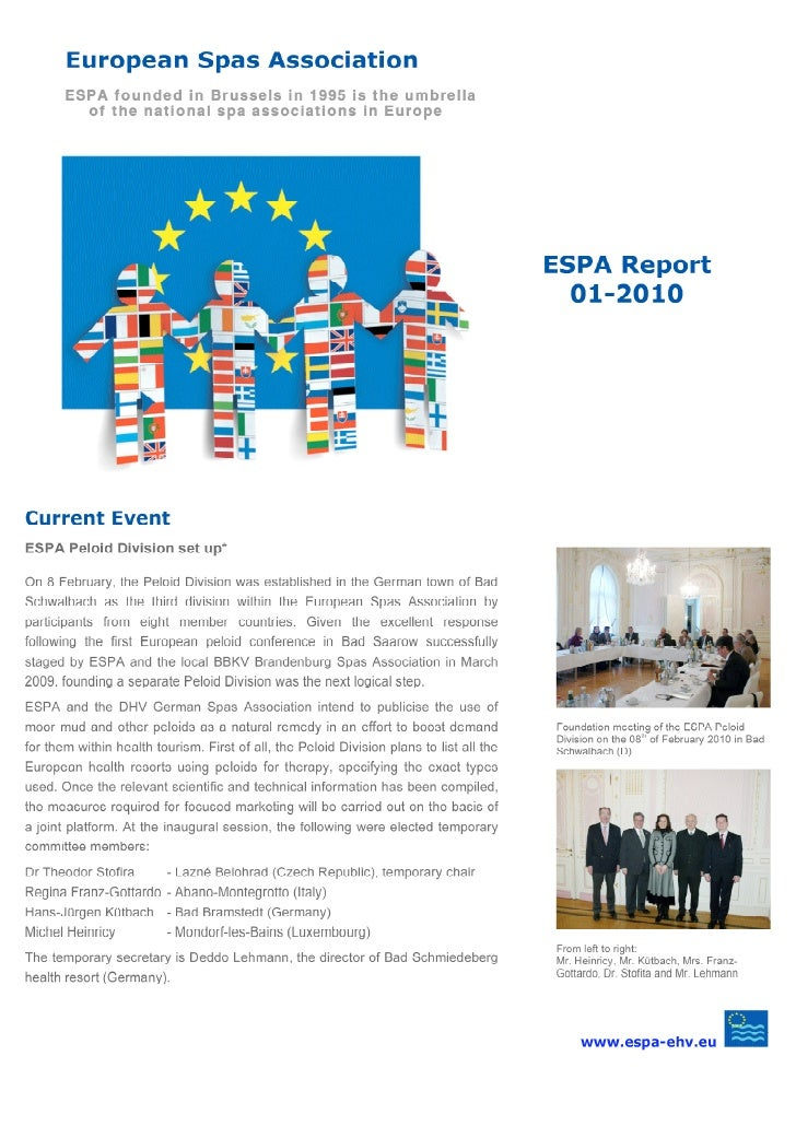 Espa report01 2010