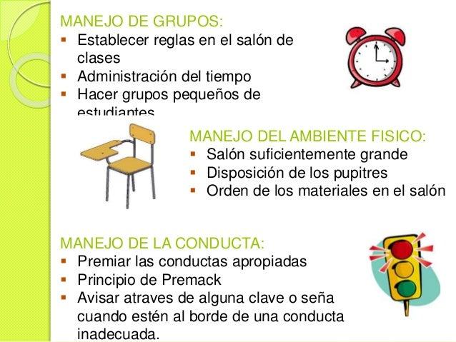 Estrategias y adaptaciones en el sal n de clase para for 10 reglas para el salon de clases en ingles