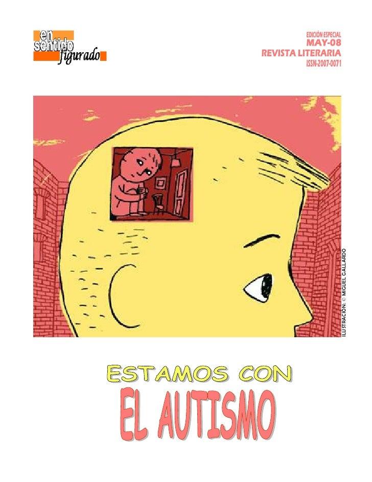 Especial - Estamos con el autismo 1