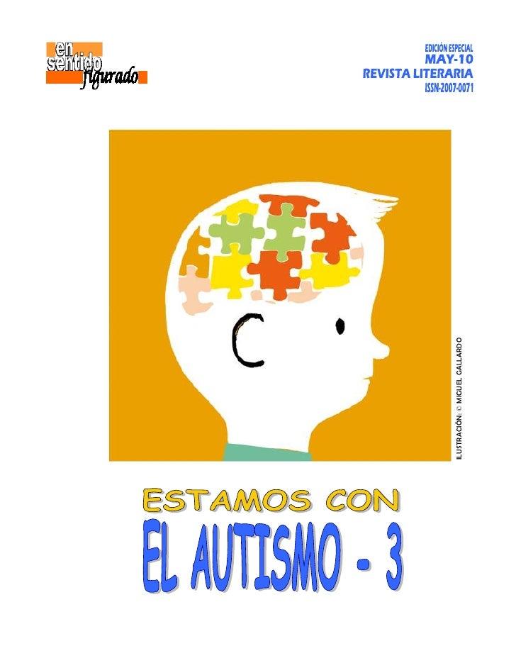 Especial - Estamos con el autismo 3
