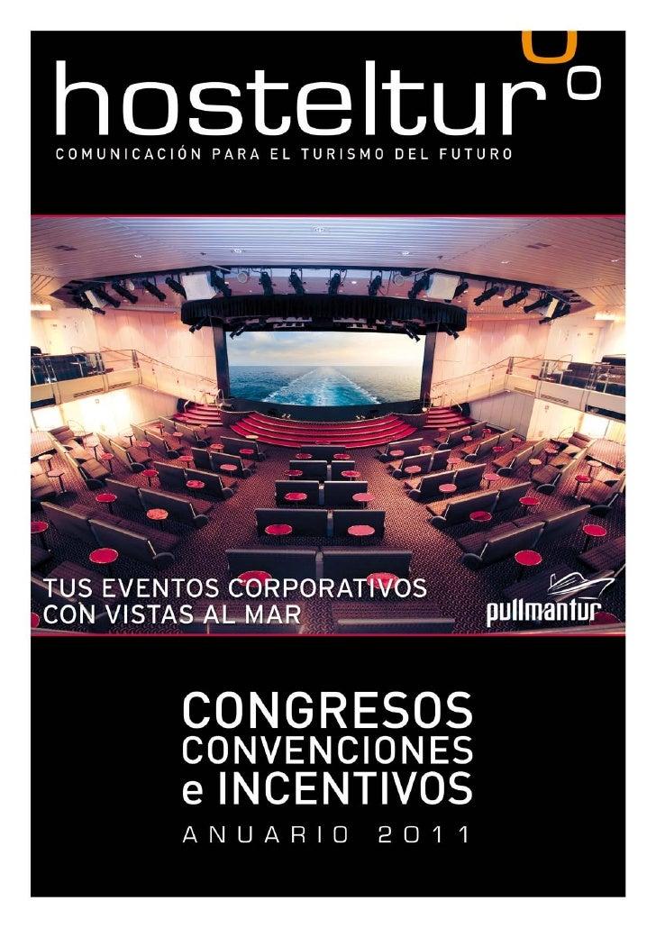 Especial Congresos, Convenciones e Incentivos 2011