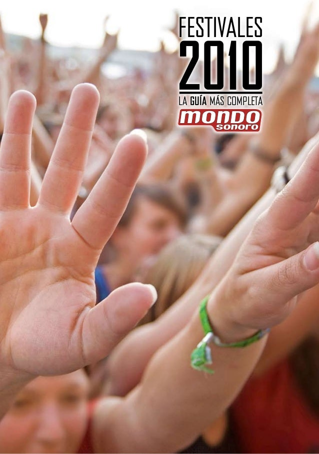 Especial festivales 2010
