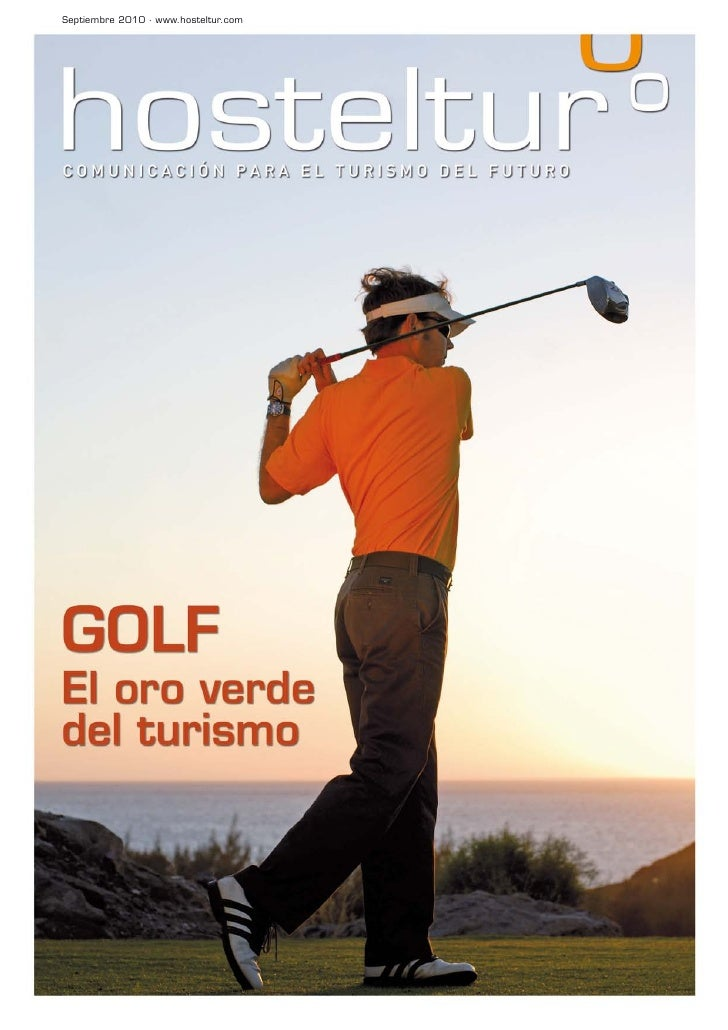 Especial golf hosteltur 2010