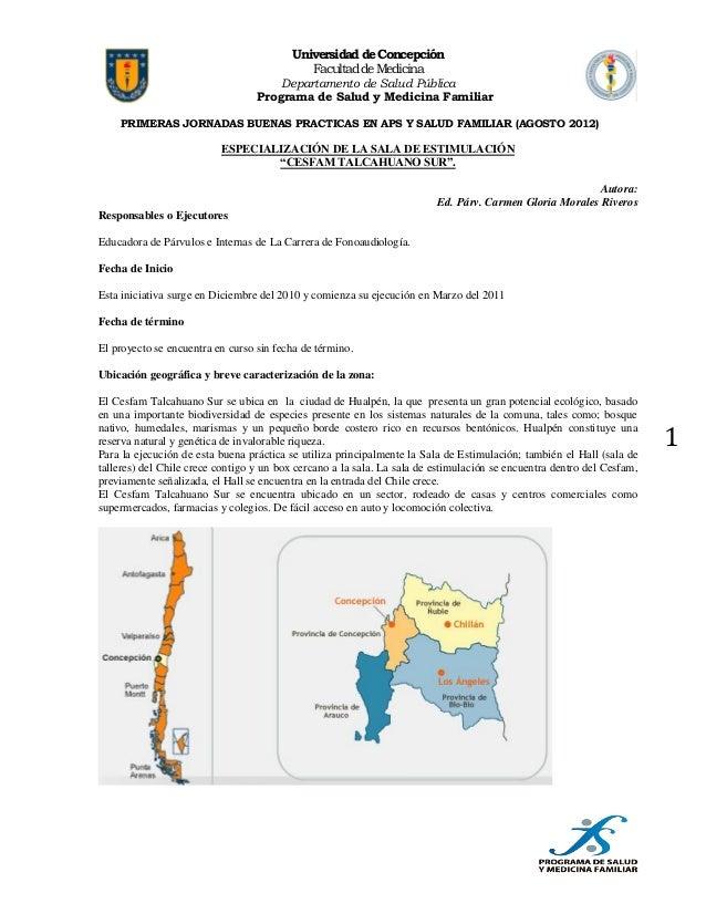 Especializacion sala de_estimulacion_cesfam_talcahuano_sur