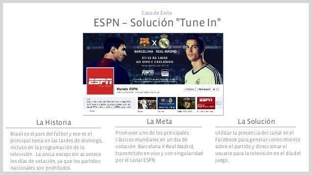 La Historia Brasil es el país del fútbol y ese es el principal tema en las tardes de domingo, incluso en la programación d...