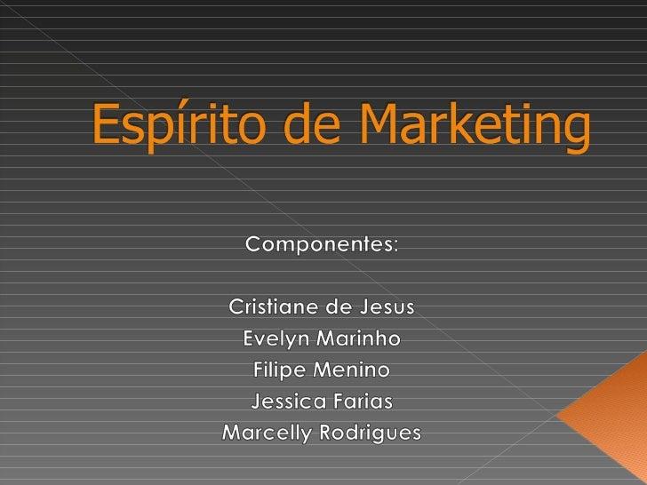 Espírito de marketing_-_2003