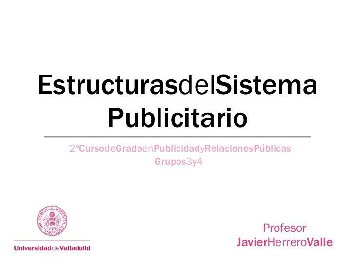 Tema 7: Las agencias de RR.PP.