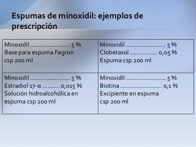 Minoxidil 5 tretinoina 0 01 - Atarax Solution Injectable