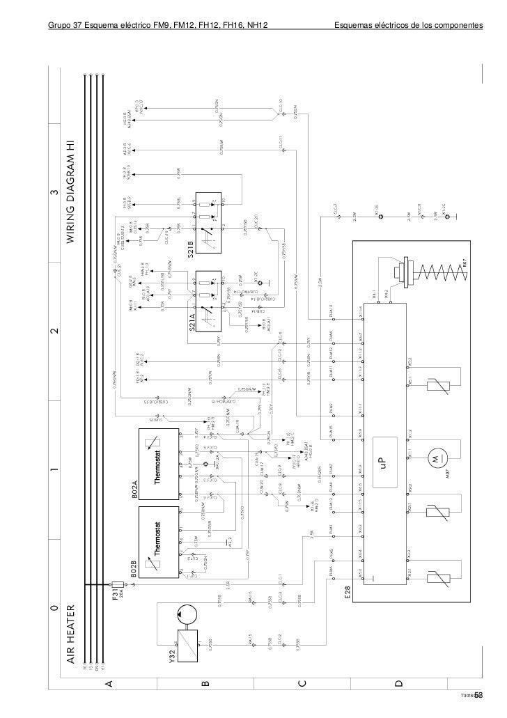 volvo d12a wiring diagram