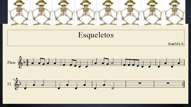 Esqueletos, rondo hungaro i canción antigua.