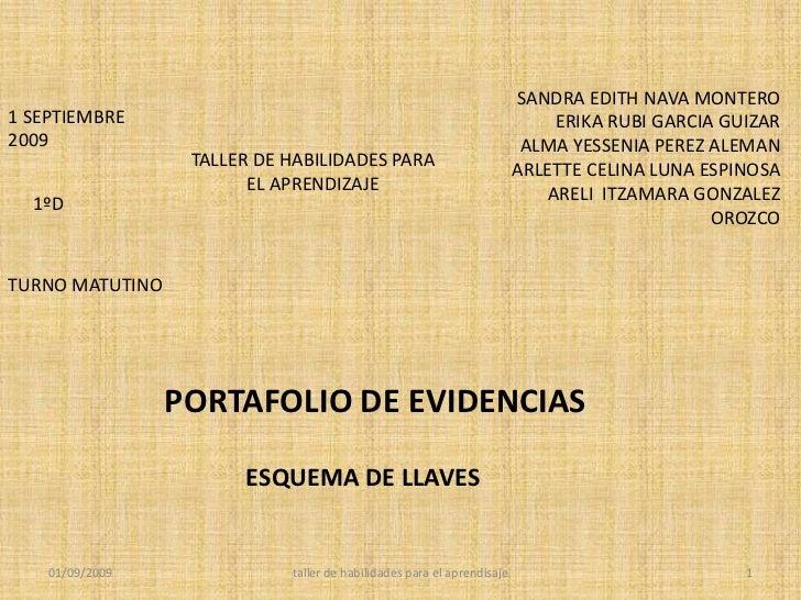 SANDRA EDITH NAVA MONTERO<br />ERIKA RUBI GARCIA GUIZAR<br />ALMA YESSENIA PEREZ ALEMAN <br />ARLETTE CELINA LUNA ESPINOSA...