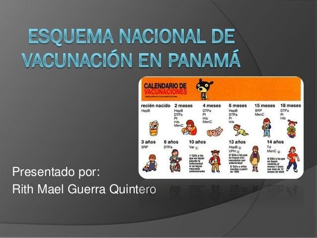 Presentado por:Rith Mael Guerra Quintero
