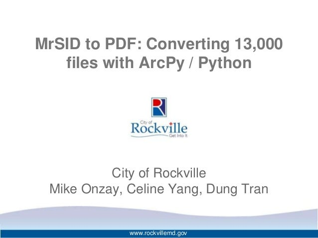 geoprocessing with python pdf download
