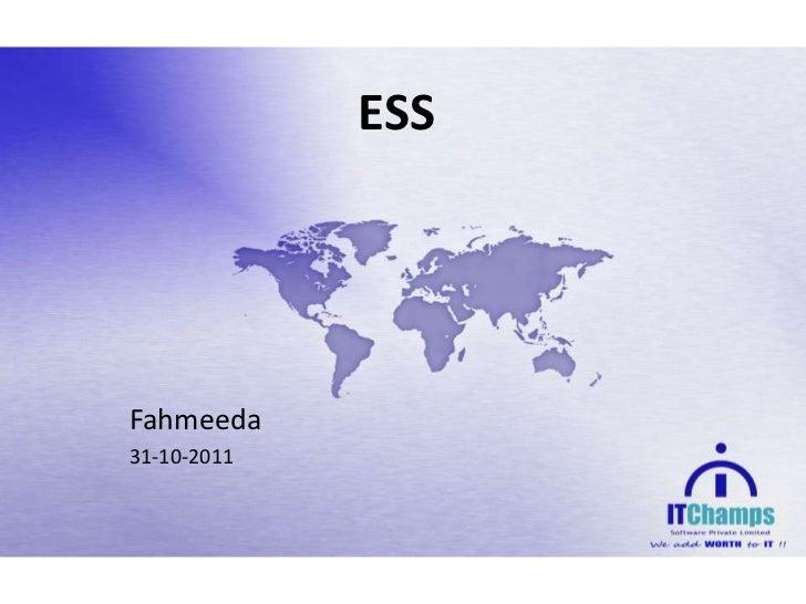 ESSFahmeeda31-10-2011