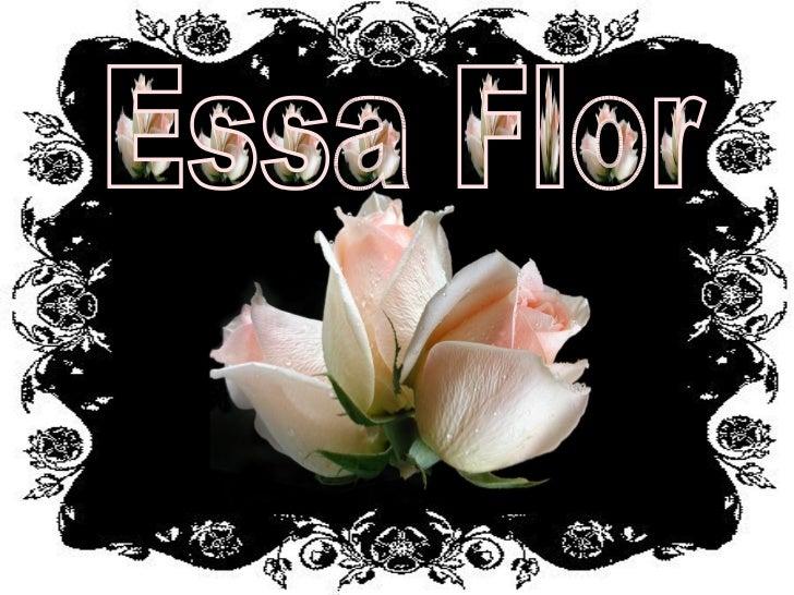 Essa Flor