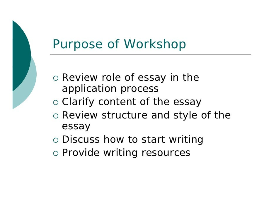 essay writing in secondary school