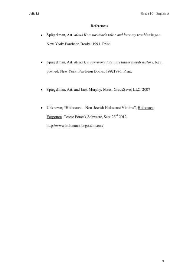 grade 10 english essay example
