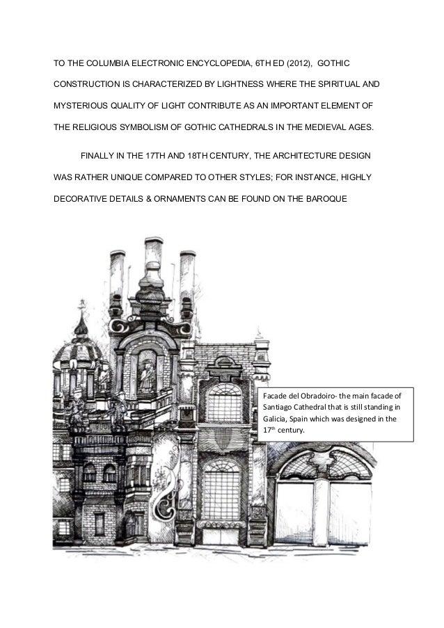 romanesque architecture essay