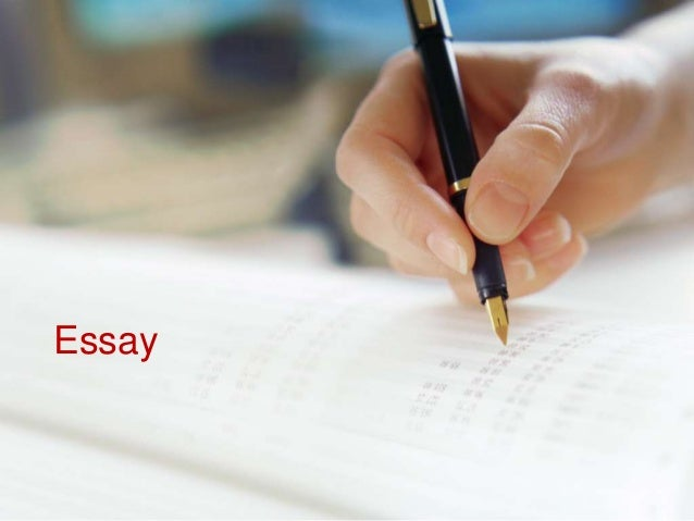 An Introduction to Essay: Its Parts and Kinds