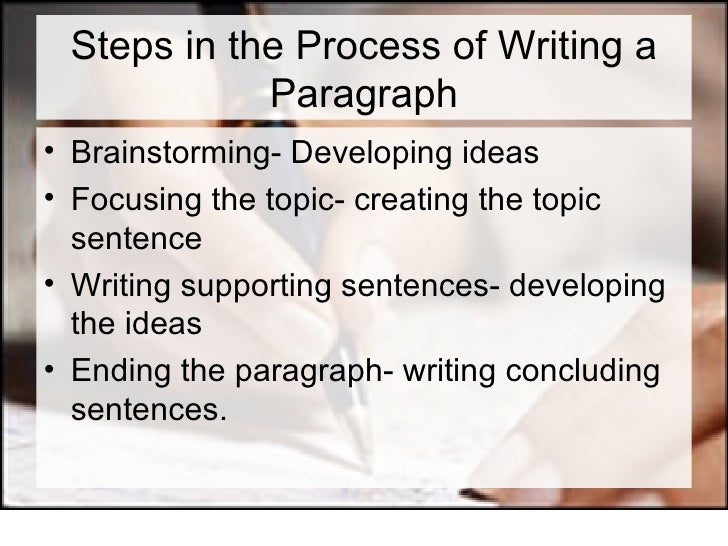 Basic writing an essay