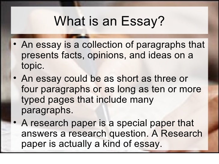 generations essay