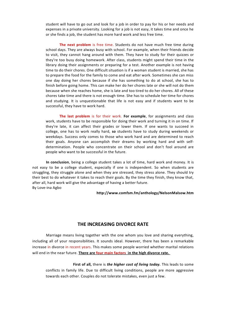 High Cost Of Living Essay